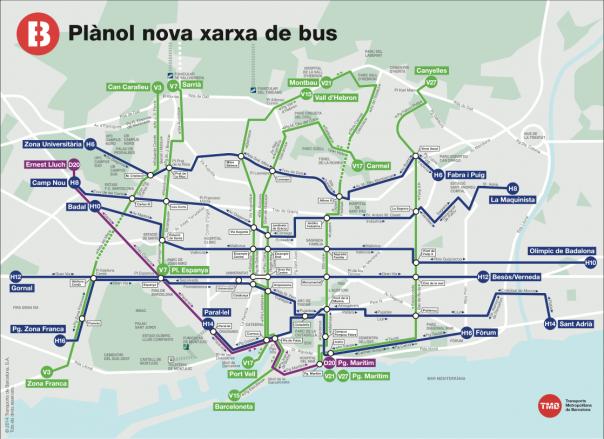 Lean bus