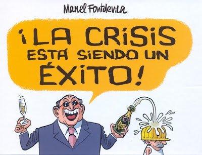 La crisis del éxito