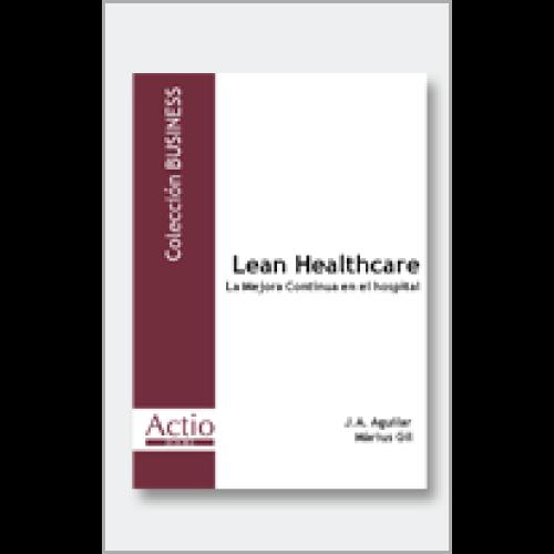 Libro Lean Healthcare